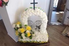 Funeral flowers Wednesbury